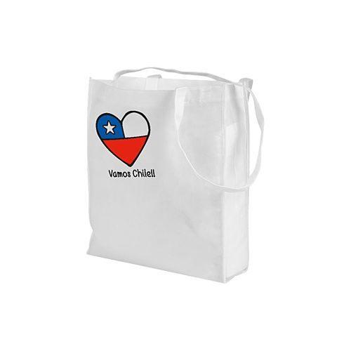 Vamos Chile Shopping Bag